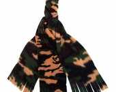 The TAIL BAG ALTERNATIVE™ Camouflage Horse Tail Wrap Braid-in Fleece Camo