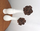 2 Custom Forever Blooming Rusty Wild Roses