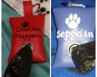 Doggie Doo Doo Bag Holder