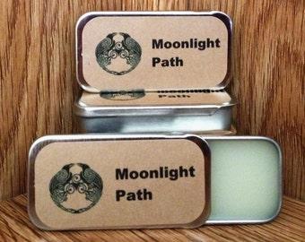 Moon Light Path Solid Perfume Balm
