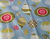 12 days of Christmas remnant - Kate Spain - holiday fabric