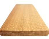 Quarter Sawn Oak Serving Cutting Board - Sustainable Harvest -  Timber Green Woods