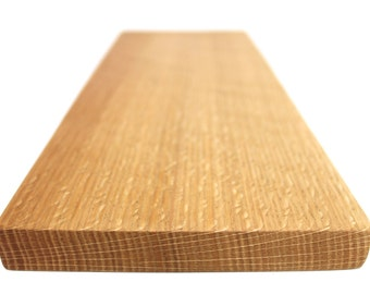 Quarter Sawn Red Oak Serving Cutting Board - Sustainable Harvest -  Timber Green Woods