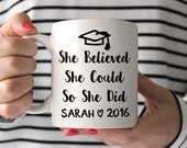 High School Graduation Gift for Her College Graduation Gift for Her Graduation Sorority Gift Graduation Gift for Daughter Inspirational Mug