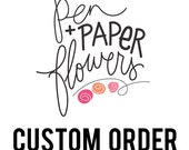 Custom Chalkboard Signs and Extended Use License