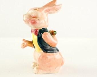 Bunny Rabbit Vintage Shaker Pepper Shaker