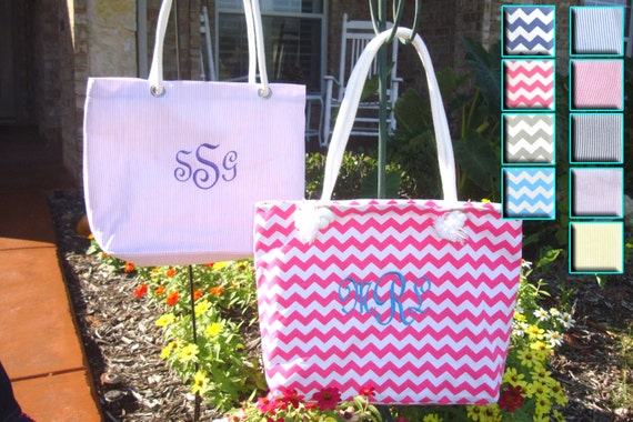 Set of 2 Bridesmaid Gifts Monogrammed **SALE**