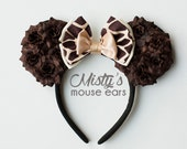 Inspired by Animal Kingdom Mouse ears