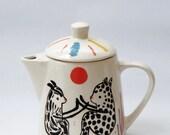 Tea pot (unique piece)