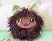 Leaf Cat Forest Sprite Handmade Plush Toy
