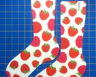 Raspberry Sock Blockers 4 Sizes