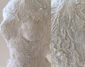 Lace covered Dress form - Mannequin