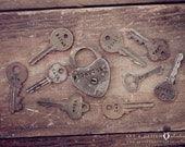 Engraved Key Print, Home Sweet Home, Family Name Prints, Inspirational Gifts, Rustic Family Name Sign, Fall Decor, Parent Gifts from Kids