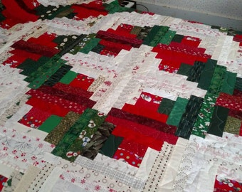 Christmas Quilt Queen Size
