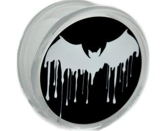 Drip Vampire Bat Magnet Clip Novelty Gift Refrigerator Fridge Home Decor Office Organization - EZMG-2015043