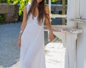 Linen Bridesmaids dresses for Shanda Louis