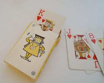 Spanish Vintage Playing Card Game.90s
