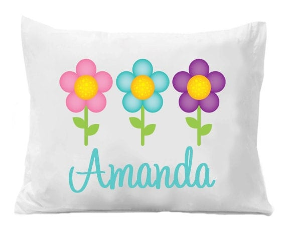 Cute Teenage Gifts - Personalized Pillow Case