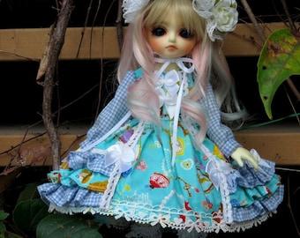 La-Princesa Lolita Outfit for YOSD BJD (No.YOSD-115)