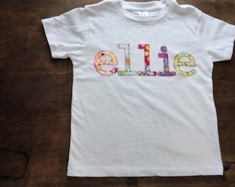 Personalized / Monogrammed Shirt or Onesie