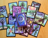 NEW IN BOX - The Tarot of Trees 3rd Edition - 78 Card Deck