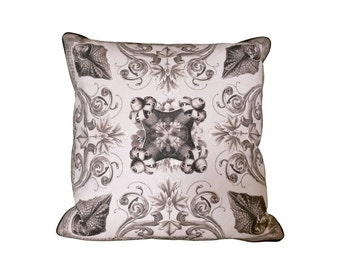 Grace Pillow - Warm Taupe