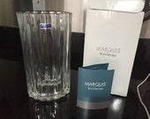 Waterford Crystal Vase Marquis/ Crystal Vase/ Modern Vase/  By Gatormom13