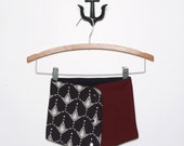 50% off: The Burgundy and Jacquard Neck Warmer