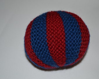Red and Blue ball