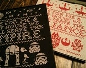 UPDATED! Star Wars Samplers PATTERN