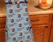 Kansas City Royals Ladies Apron
