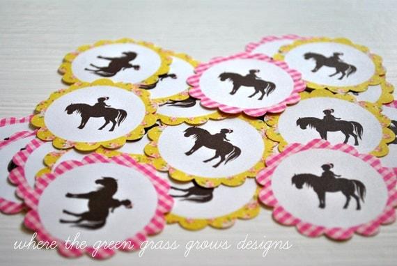 Pony Stickers