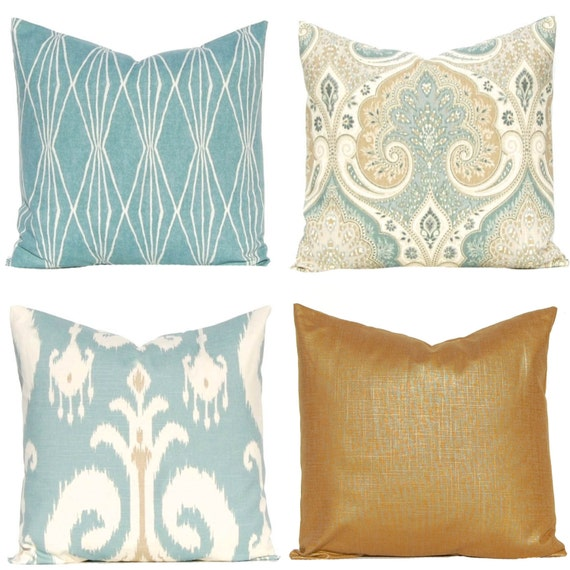 Throw Pillows For White Sofa : Decorative Pillow Covers Sofa Pillow Covers Throw Pillow
