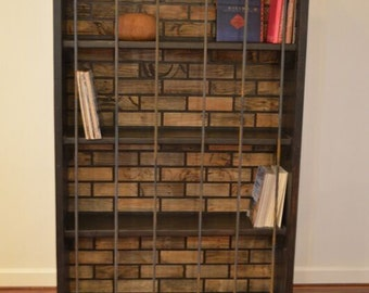 Metalica Bookcase