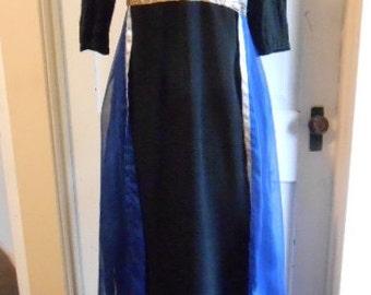 Jane Austen Regency Style Costume Dress