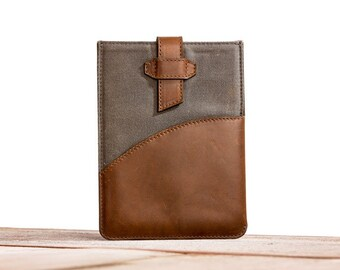 SALE - The Sleeve for iPad Mini/Retina - Charcoal Whiskey