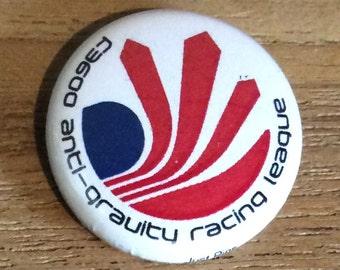"1"" Button - F3600 Anti-Gravity Racing League"