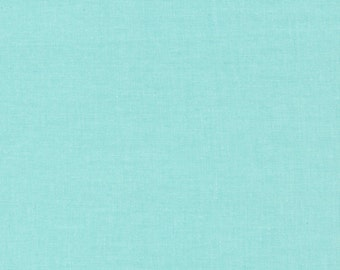 ORGANIC Rain Solid Cotton Fabric, Quilting Weight, Cirrus Solids from Cloud9 910