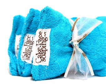 Travel pillow set of 3 filled with soap bits