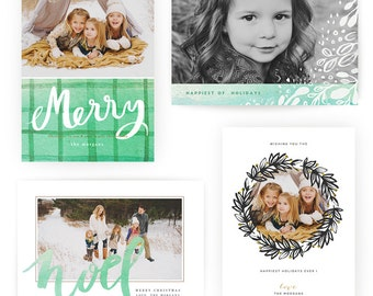 Holidaze 5x7 WHCC Christmas Cards Collection