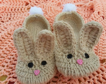 Adult Bunny Slipper- available in many sizes
