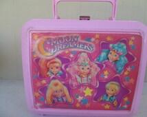 Moon Dreamers Lunch Box Hasbro Vintgage 1987