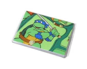 Card Case Mini Wallet Teenage Mutant Ninja Turtles