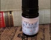 TEA AT PEMBERLEY Perfume Oil / inspired by Pride and Prejudice Perfume / Vegan Perfume oil / Jane Austen