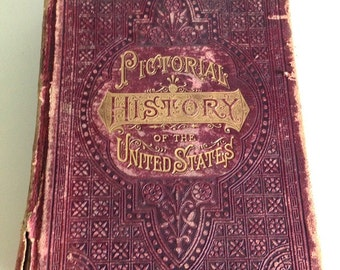 Pictorial History of the United States - 1882