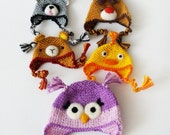 Miniature Crochet hat