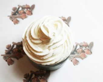 Clove Whipped Soap - Scented Soap - Homemade Soap - Vegan Soap - Glycerin Soap - Cream Soap
