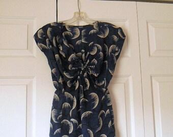 Vintage feminine SILK Top
