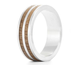 wood ring UK, handmade wood rings
