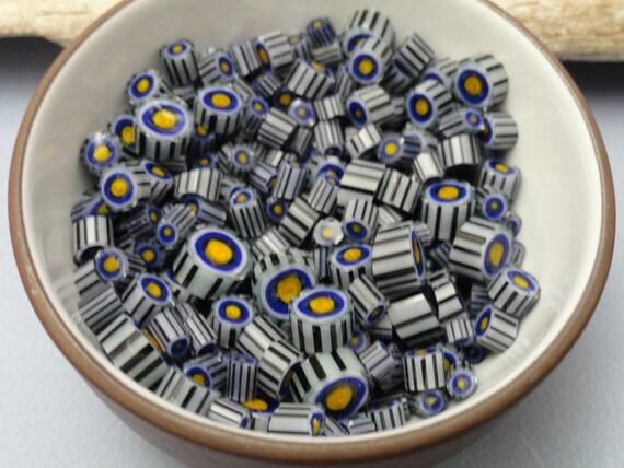 Basket Weaving Supplies Sacramento : Murrini chips kryptonite lampwork supplies coe